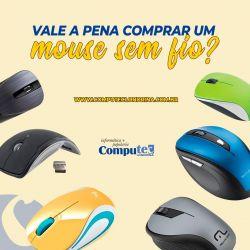 Vale a pena comprar um mouse sem fio?
