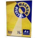 Papel Sulfite A4 500 Folhas 75gr Magnum Digital