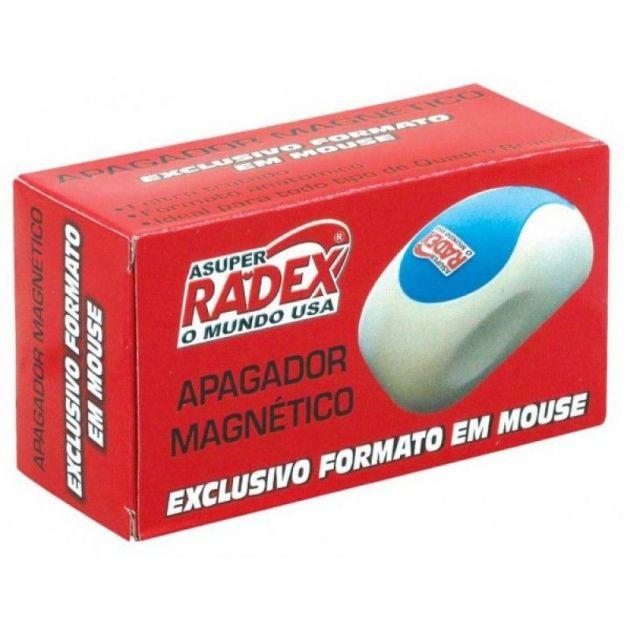 Apagador Para Quadro Branco Magnético (Mouse)