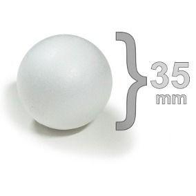 Bola de Isopor 35mm
