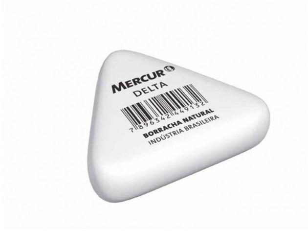 Borracha Mercur Delta Branca