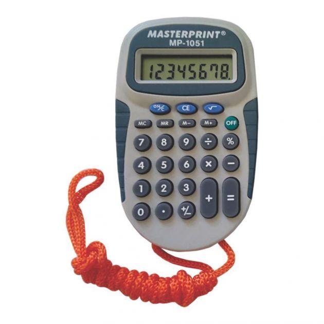 Calculadora masterprint MP1051 8 digitos