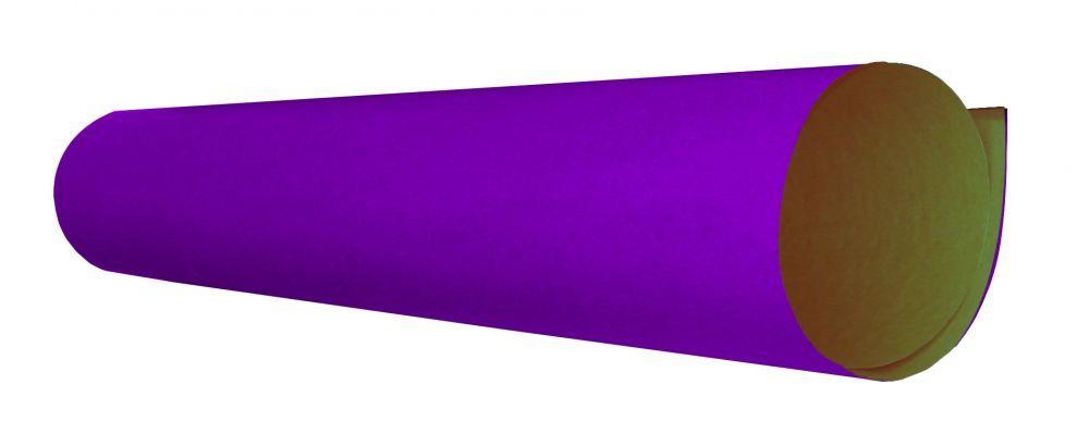 Cartolina americana roxa fluor 48x66