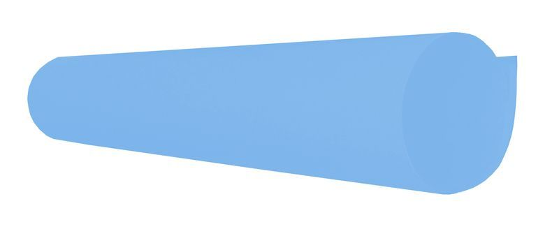 Cartolina dupla face azul claro 48X66 colorset