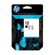Cartucho HP 15 Preto C6615DL 25 ml