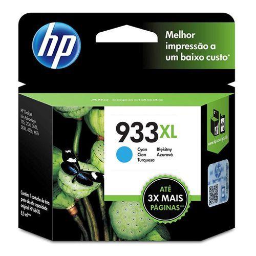 Cartucho HP 933XL Original Ciano CN054AL 8,5 ml