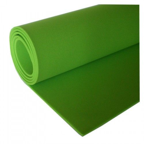 Folha de E.V.A. 48X40cm lisa cor verde claro