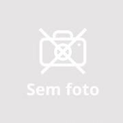 Folha de EVA estampado  40X48cm 1 unidade estrela branco e azul