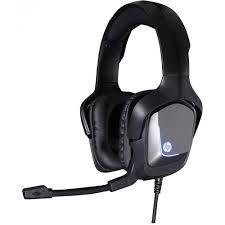 Fone de Ouvido com Microfone Gamer Headset H220 HP Preto