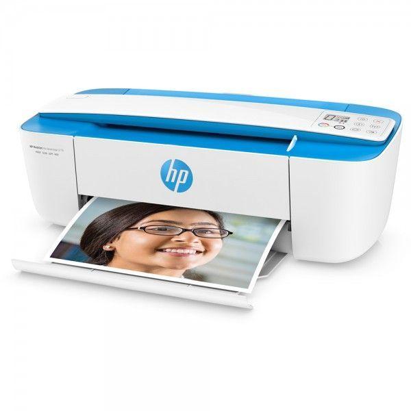 Impressora HP Jato Multifuncional 3776 Advantage