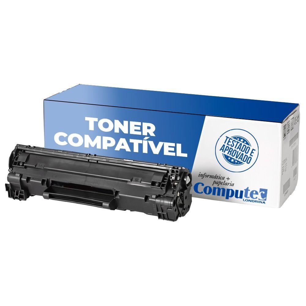 Laser toner Brother TN-310/315 Preto compativel