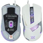 Mouse Gamer X Soldado GM-720