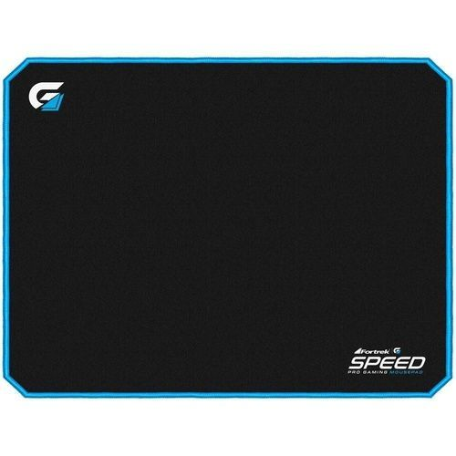 Mouse Pad Gamer Speed Fortrek 440X350X3mm MPG 102 Preto