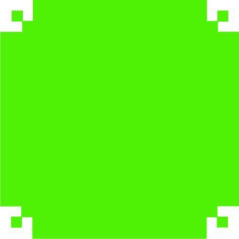 Papel camurça verde 40X60 verde