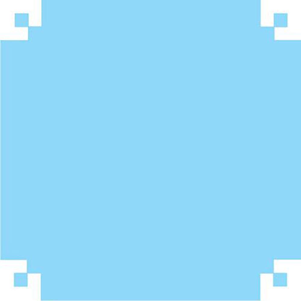 Papel Carmuça 40X60 Azul Claro