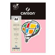 Papel Color 120g 15fls  Rosa Claro