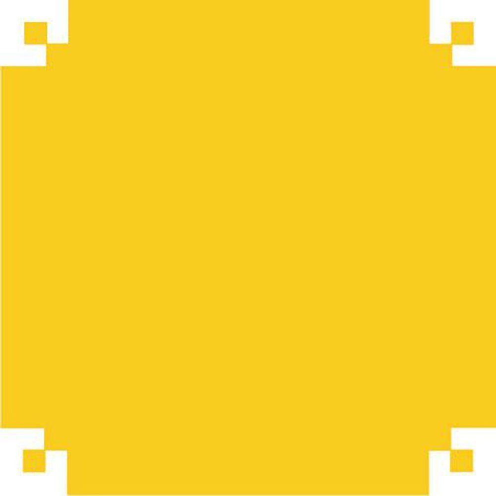 Papel dobradura especial 50X60 amarelo
