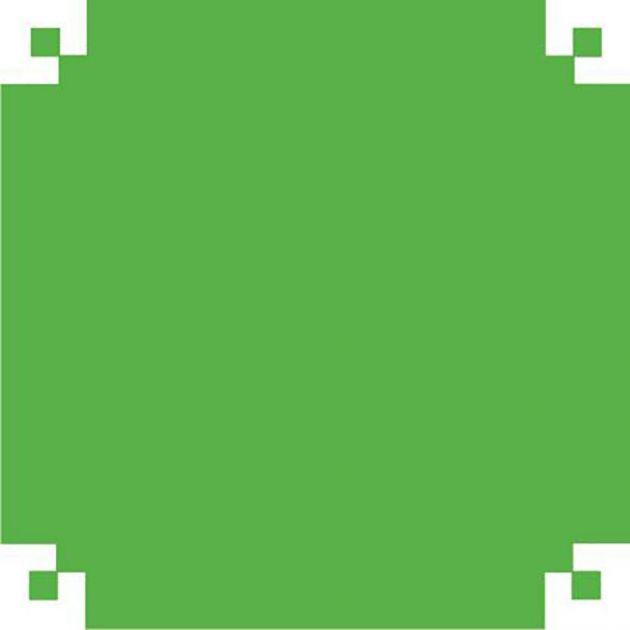 Papel dobradura especial 50X60 verde