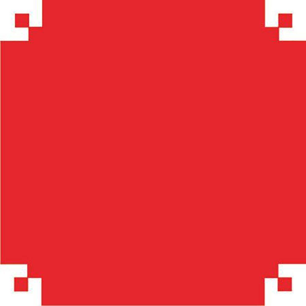 Papel dobradura especial 50X60 vermelho