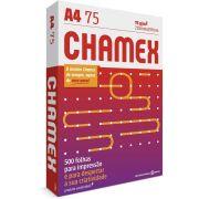 Papel Sulfite 75g 210X297 A4 Branco Inter Chamex 500 fls