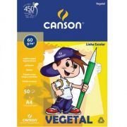 Papel vegetal A4 60g 50fls ref. 66667079 Canson