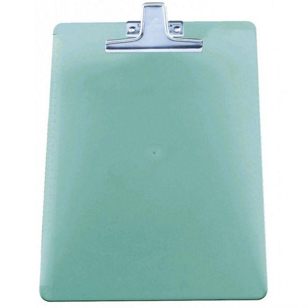 Prancheta A4 131.4 Acrilico Clip Plástico Verde