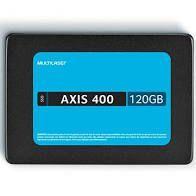 SSD para Notebook 120GB 2 5 SATA AXIS 400 SS101 Multilaser