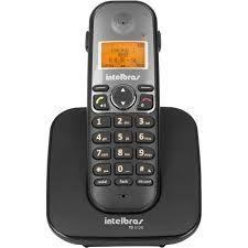 Telefone sem fio Intelbras 6.0 TS5120 Viva voz
