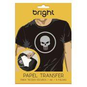 Transfer para Tecidos Escuros com 5 folhas 0020 Bright